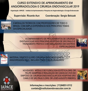 Curso de Aprimoramento em Angiorradiologia e Cirurgia Endovascular